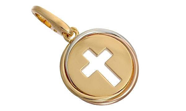 トリニティ クロスメダル チャーム