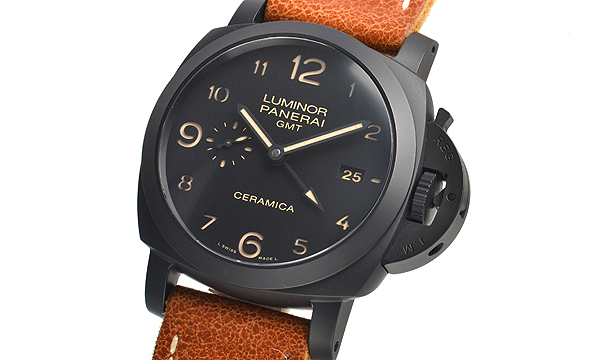 ルミノール1950 3デイズ GMT オートマチック チェラミカ