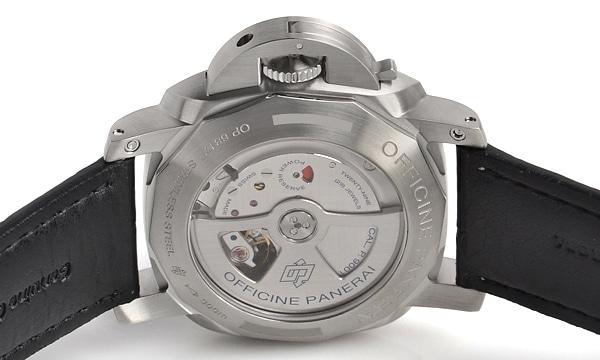 ルミノール1950 3デイズ GMTパワーリザーブ