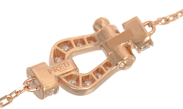 フォース10 フルダイヤ ブレスレット(S)