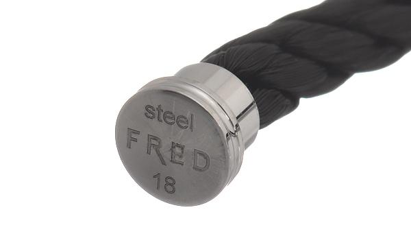 フォース10 ブレスレット用コード ブラックスティール 18