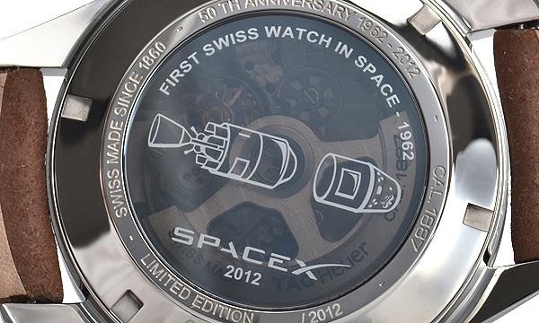 カレラクロノ スペースX 世界2012本限定 キャリバー1887