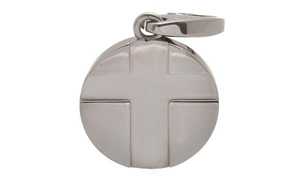 クロスモチーフメダル チャーム