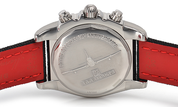 クロノマット44 エアボーン クロノマット誕生30周年記念モデル