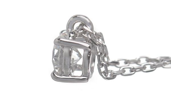 ダイヤ ペンダントネックレス D 0.635ct
