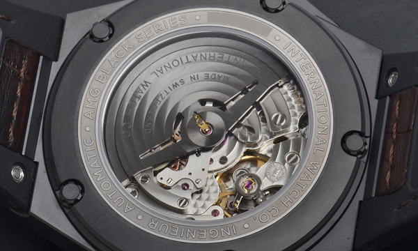 インヂュニア オートマティック AMGブラックシリーズ セラミック
