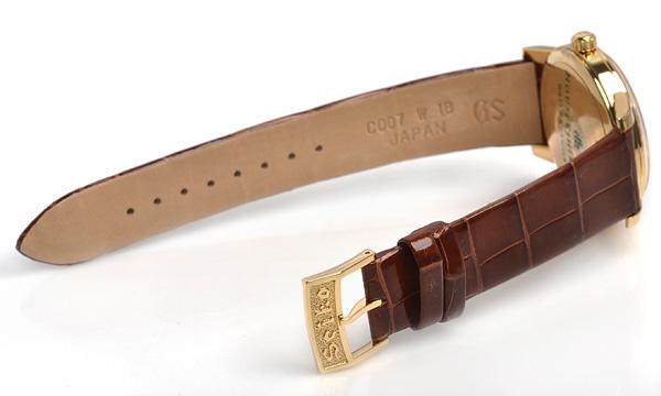 グランドセイコー メカニカル セイコー創業130周年記念モデル 130本限定
