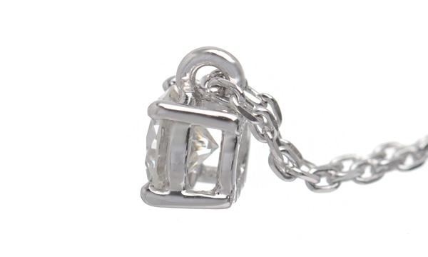 ダイヤ ペンダントネックレス D 0.623ct