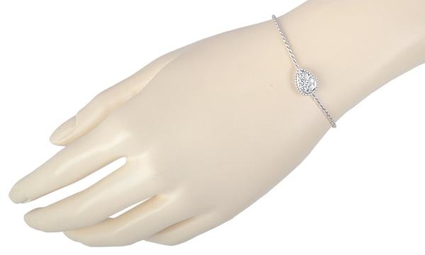 セルパンボエム ダイヤ ブレスレット