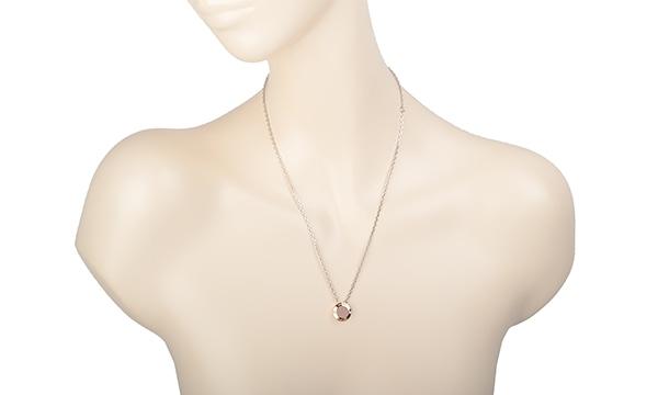 ブラゾーニ ダイヤ ペンダントネックレス