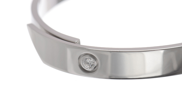 アニバーサリー 1Pダイヤ ブレスレット