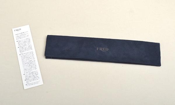 フォース10 ブレスレット用コード ネイビースティール 18