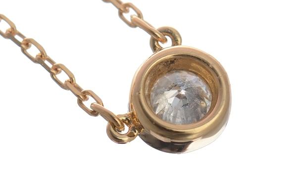 1Pダイヤ ネックレス