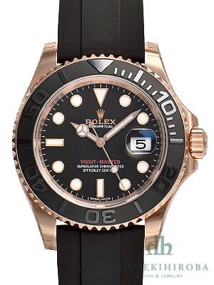 outlet store 186d5 7e48d ロレックス ヨットマスター(新品)|腕時計の販売・通販「宝石広場」