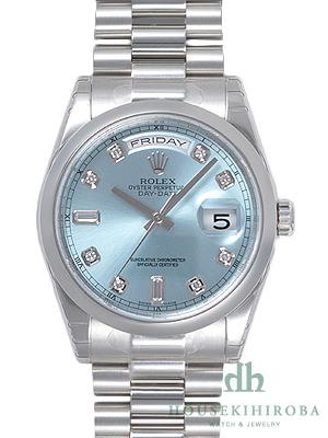 size 40 f9ccd 72839 ロレックス デイデイト(新品)|腕時計の販売・通販「宝石広場」