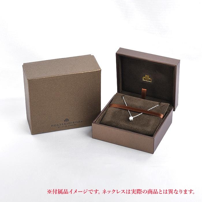 ペアシェイプダイヤ・ダイヤ ペンダントネックレス D 0.893ct